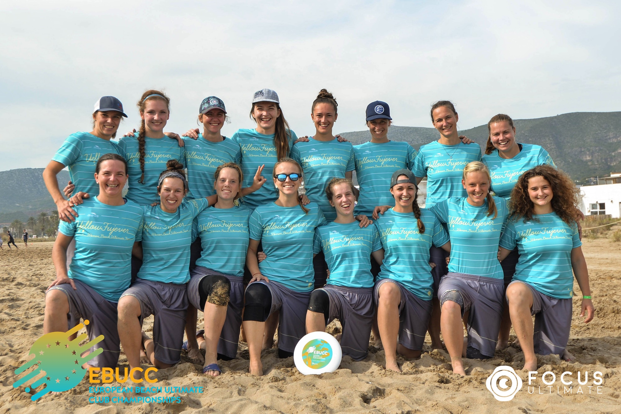Team picture of Yellow Fujever Women